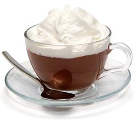 Cioccolata con Panna